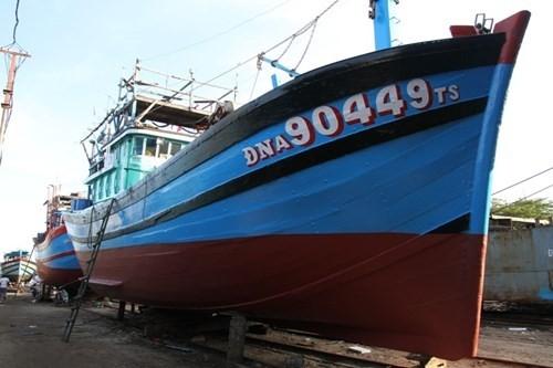 Đà Nẵng: 244 tàu cá đủ điều kiện hưởng chính sách bảo hiểm theo NĐ 67