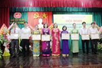 NHNN Nghệ An: Tổ chức Hội nghị điển hình tiên tiến giai đoạn 2010-2015
