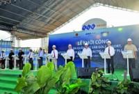Khởi công Dự án Quần thể sân golf, resort FLC Nhơn Lý