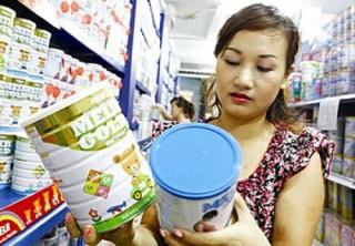 Không chấp nhận việc kê khai giá mới đối với sản phẩm sữa chỉ thay đổi bao bì