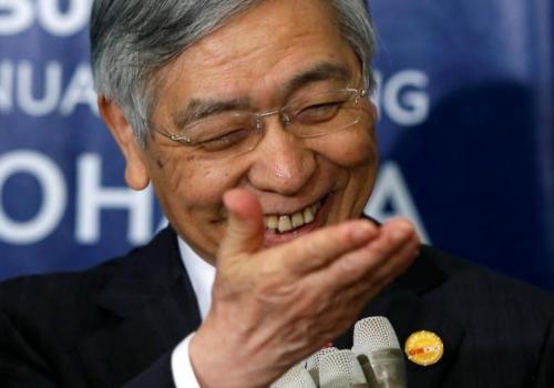 NHTW Nhật chưa thể thu hồi kích thích tiền tệ trong giai đoạn này