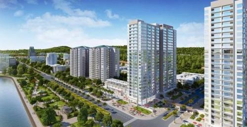 Lãi khủng từ đầu tư căn hộ nghỉ dưỡng Hometel Green Bay Premium