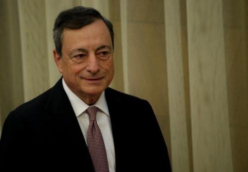 Chủ tịch ECB: ECB vẫn cần kích thích dù tăng trưởng khu vực tốt hơn