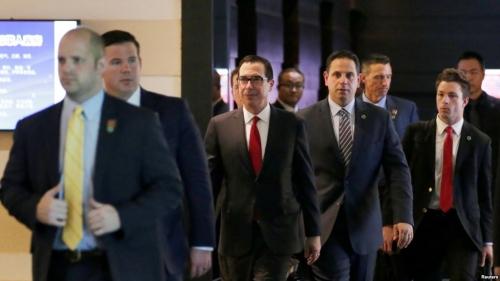 Nhiều bất đồng về thương mại Mỹ - Trung vẫn chưa được giải quyết