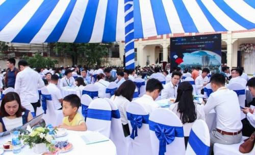 Samsora Premier 105 Hà Đông công bố tiến độ và mở bảng hàng mới