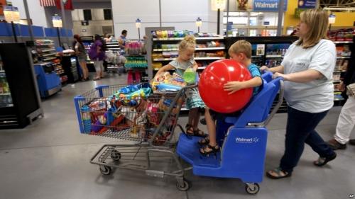 Giá tiêu dùng của Mỹ chỉ phục hồi khiêm tốn trong tháng 4