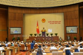 Hôm nay Quốc hội thảo luận về kế hoạch phát triển KT-XH