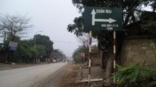 Hà Nội: Phê duyệt quy hoạch chung đô thị vệ tinh Xuân Mai