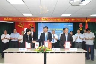 Cao tốc Bến Lức - Long Thành: Ký hợp đồng Gói thầu xây lắp cầu Bình Khánh