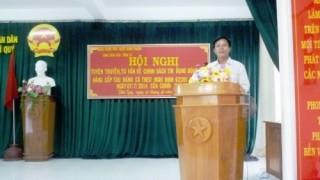 Bình Thuận: Thêm gần 35 tỷ đồng cho vay đóng mới, nâng cấp tàu cá theo NĐ67