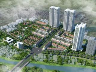 Hà Nội: Điều chỉnh cục bộ quy hoạch Khu chức năng đô thị thành phố xanh
