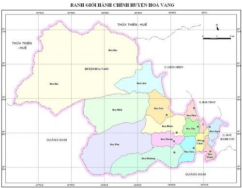 Đà Nẵng: Thu hồi gần 95.000m2 đất tại huyện Hòa Vang