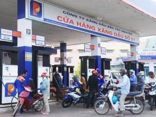 Giá xăng lại tăng 280 đồng/lít từ 15 giờ hôm nay
