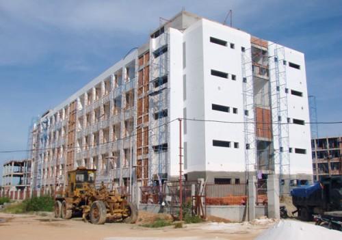 Đà Nẵng: Triển khai phương án đầu tư các khu chung cư thu nhập thấp