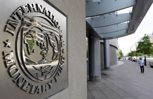 IMF hạ dự báo tăng trưởng của Mỹ