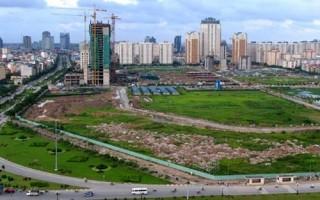Hà Nội sửa đổi, bổ sung giá các loại đất trên địa bàn thành phố
