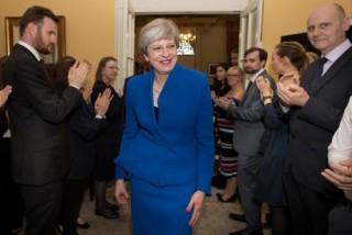 Đàm phán Brexit sẽ khó khăn hơn với Thủ tướng May sau bầu cử