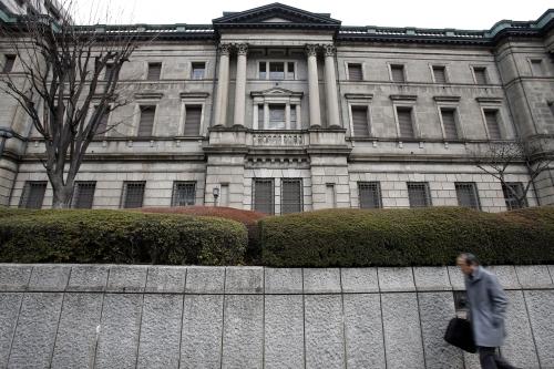 NHTW Nhật sẽ duy trì chính sách và khẳng định chưa thể thoát kích thích