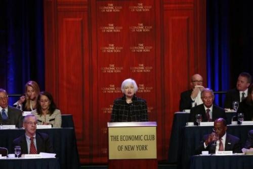 Chủ tịch Fed khẳng định tiếp tục tăng dần lãi suất và thu hẹp bảng tài sản