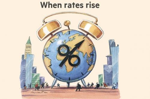 Kỷ nguyên lãi suất thấp đã đến hồi kết thúc?