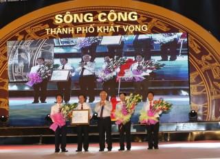 Thành lập thành phố Sông Công, tỉnh Thái Nguyên