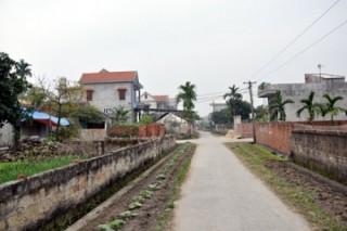 Giá khởi điểm đấu giá QSD đất các thửa đất nhỏ, lẻ, xen kẹt tại các xã huyện Gia Lâm