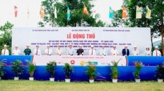 Hơn 12 nghìn tỷ đồng xây dựng cao tốc Bắc Giang - Lạng Sơn