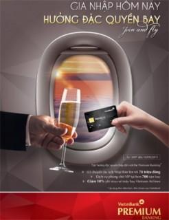"""Đặc quyền tối ưu từ """"Join and Fly"""" của VietinBank"""