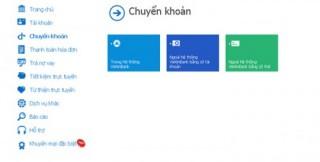 VietinBank iPay nâng cấp giao diện chuyển khoản với nhiều tiện ích