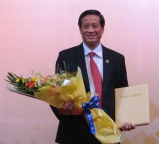 Ông Phan Đình Tân được bầu làm Chủ tịch HĐQT NamABank