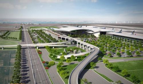 Chuẩn bị điều kiện để khởi công sân bay Long Thành vào năm 2019
