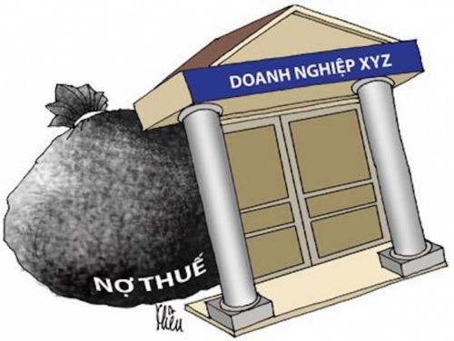 Cục thuế Hà Nội tiếp tục nêu danh 147 DN nợ thuế, phí và tiền thuê đất
