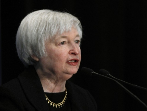 Chủ tịch Fed Yellen bình luận về mục tiêu tăng trưởng 3% của ông Trump