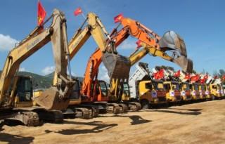Khởi công tuyến đường phục vụ nhà máy lọc hóa dầu Vũng Rô