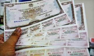 Kho bạc Nhà nước huy động thêm 2.530 tỷ đồng trái phiếu Chính phủ