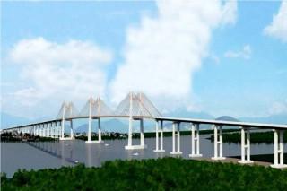 Không điều chỉnh tiến độ Dự án cầu Bạch Đằng và đường nối