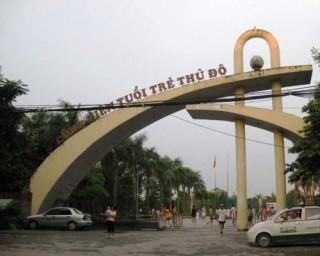 Hà Nội: Tháo gỡ khó khăn triển khai xây dựng một số công viên