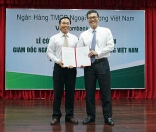 Vietcombank Khánh Hòa có Giám đốc mới