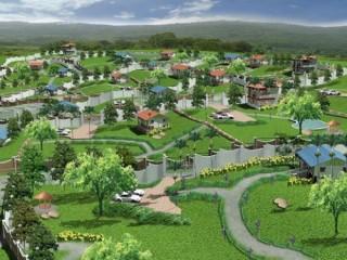 Xử lý sai phạm tại dự án khu vườn sinh thái Cẩm Đình - Hiệp Thuận