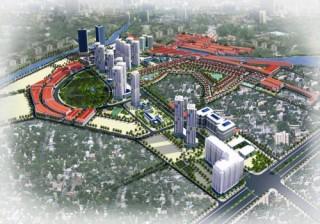 Hà Nội: Điều chỉnh tổng thể Quy hoạch chi tiết khu đô thị mới Mộ Lao