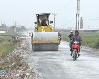 Nâng cấp quốc lộ 37 đoạn qua Thái Bình