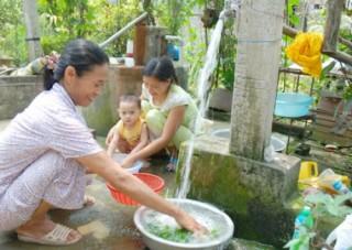Hà Nội yêu cầu làm rõ việc bố trí kinh phí Nước sạch và Vệ sinh nông thôn
