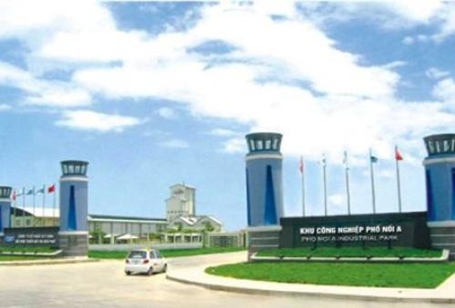 Điều chỉnh quy hoạch phát triển các KCN trên địa bàn Hưng Yên