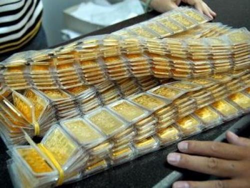 Sản xuất vàng miếng, XNK vàng nguyên liệu thuộc độc quyền nhà nước