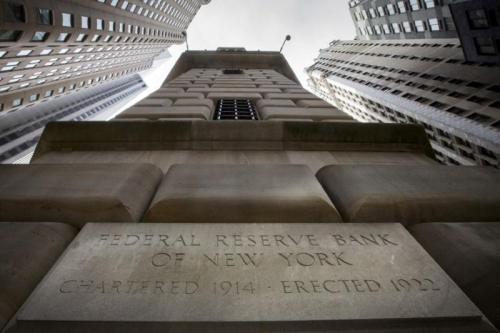 Fed New York nâng dự báo tăng trưởng quý 3 của Mỹ lên trên 2%