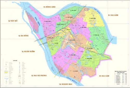 Hà Nội điều chỉnh một số nội dung cho thuê 4.584m2 đất ở Long Biên