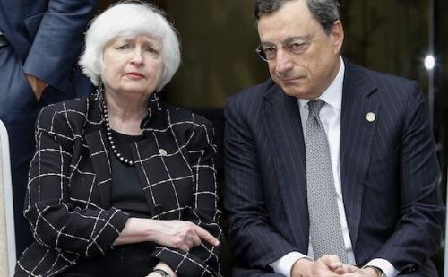 Các nhà ngân hàng trung ương đau đầu với lạm phát yếu