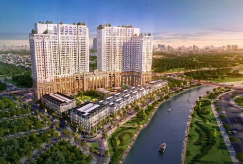Ngập tràn ưu đãi căn hộ dịp tháng ngâu 2017
