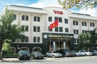 Ngân hàng Phát triển Việt Nam có vốn điều lệ 30.000 tỷ đồng