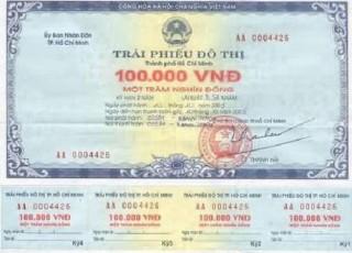 TP.HCM sẽ phát hành 2.000 tỷ đồng trái phiếu vào ngày 15/9 tới